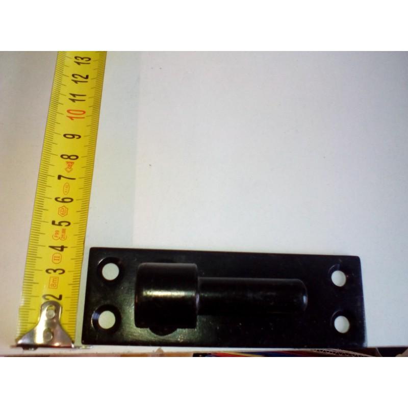 4x Gonds de volets H4xL12cm