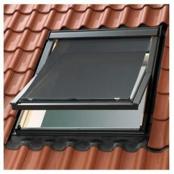 Store Anti Chaleur Velux MHL Gris Anthracite